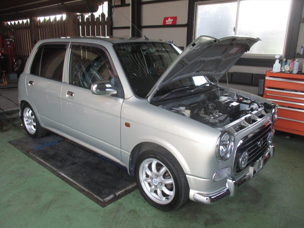 L700Sミラジーノ