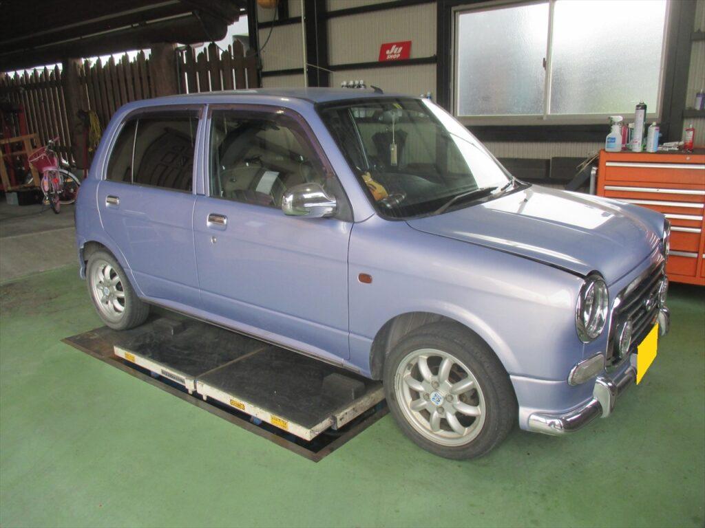 L700S ミラジーノ